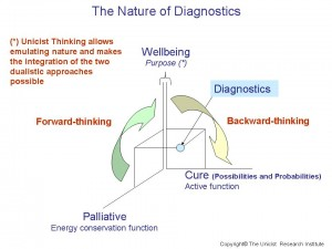 The nature of diagnostics