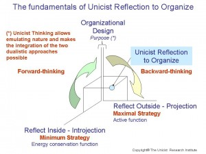 unicist reflection to organize