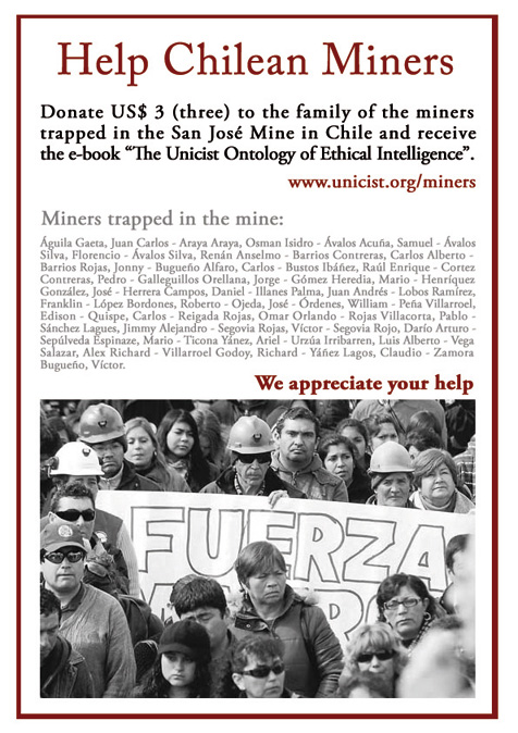 Help Chilean Miners