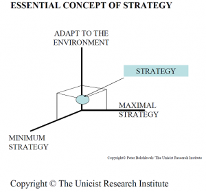 Essential Concept of Strategy